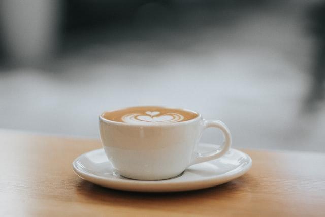 フレーバーを追加すれば完成!フレーバーコーヒーの作り方